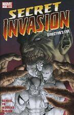 sketch variant SECRET INVASION 1 directors cut MARVEL COMIC SPIDER-MAN WOLVERINE