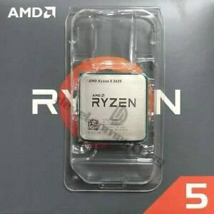 AMD Ryzen 5 2600 Six Core 3.4GHz Desktop Processor Socket AM4