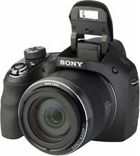 Sony DSCH400 DSC-H400 Digital Bridge Camera 63x Optical Zoom 20.1MP 720p 32gb