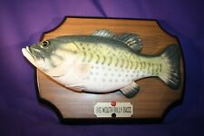 BIG MOUTH BILLY BASS 1999 GEMMY INDUSTRIES works great A
