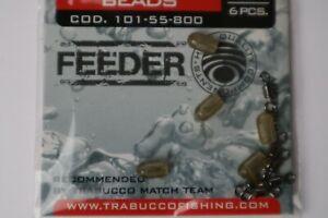 Stop swivel beads - Trabucco  - Ledger - Feeder fishing