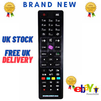 RC4870 Remote Control For Bush DLED40287FHD ELED40287FHDDVD LED TV