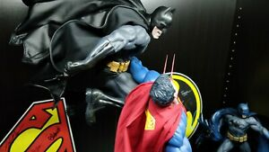 Sideshow Batman vs. Superman EXCLUSIVE Diorama, SOLD OUT!