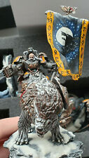 Warhammer 40k Space Wolves Pro Painted Thunderwolf Cavalary Custom