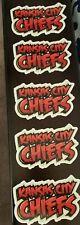 Kansas City Chiefs Super Bowl LIV Champion Die Cut Sticker Decal