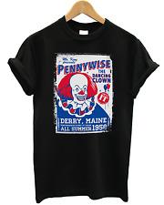 Pennywise The Dancing Clown IT Horror Pop Culture Men's T-Shirt