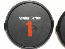 VIVITAR Series 1   77mm plastic front lens cap #00447