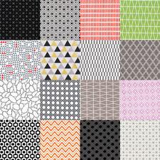 Home & Garden Geometric Craft Fabrics