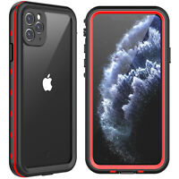 Waterproof Case For iPhone 11 / 11 Pro Max Life Shockproof with Screen Protector