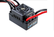 Waterproof 120A Brushless ESC Speed Controller Truck Hobbywing EZRUN WP SC8