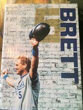 George BrettBobblehead - Kansas City Royals 3000 Hits 2017 NIB
