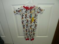 Mickey Mouse Clubhouse 2 piece Pajamas Sleep Outfit