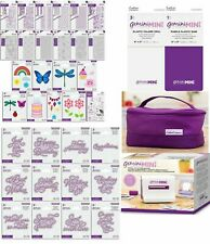 CRAFTERS COMPANION GEMINI DIES EMBOSSING FOLDERS AND ACCESSORIES FOR GEMINI MINI