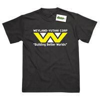 Weyland Yutani Corp Inspired by Alien Printed T-Shirt