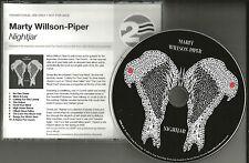 The Church MARTY WILLSON PIPER Night jar ADVNCE PROMO DJ CD USA 2009 MINT