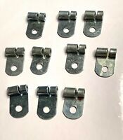 MECCANO Lot of 10 pt 212a Rod and Strip Connector Right Angle NEW VINTAGE