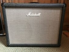 RARE Marshall JTMC212 140 Watt Lead 2x12 16 ohms cabinet speaker Made in England