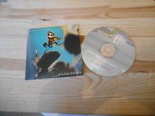 CD Pop Amon Tobin - Isam (Radio Sampler) (5 Song) Promo NINJA TUNE