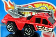 1997 Hot Wheels Fire Fighting Flame Stopper