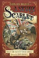 A Study in Scarlet Hardcover Arthur Conan Doyle