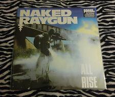 NAKED RAYGUN All Rise LP Pegboy Strike Under KBD Effigies Bhopal Stiffs punk HC