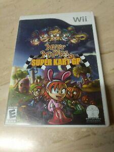 Myth Makers Super Kart GP Nintendo Wii