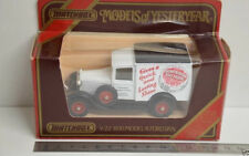 51 ) Matchbox   MOY - limitied Edition - Y22 - 1930 Model `A` Ford Van - OVP