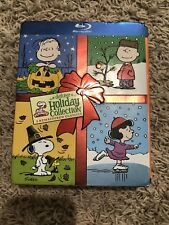 Peanuts Deluxe Holiday Collection (Blu-ray Disc, 2010, 3-Disc Set, Deluxe...