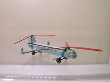 DINKY TOYS UK 715 BRISTOL 173 HELICOPTER TURQUOISE 1956 SCALE 1:43