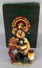 1999 Boyds Bears & Friends Bee Figurine Caren B Bearlove