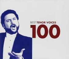 New: BEST TENOR VOICES 100  (Opera/Classical) 6 CD Box Set