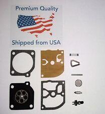 Carburetor Rebuild Kit For Zama RB-45: Husqvarna 45 45 H55 H51 240R 245R