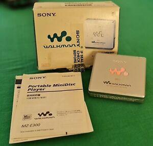 45. Sony MZ-EZ300 Mini Disc Player