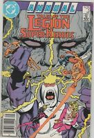 TALES OF THE LEGION OF SUPER-HEROES #5 ANNUAL 1987 CHILD OF DARKNESS/LIGHT fine