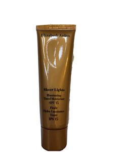 Elizabeth Arden Sheer Lights Illuminating Tinted Moisturizer SPF15-Gold  50ml