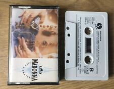 MADONNA Like a prayer,Cassette Spain 1989,Very Good Condittions