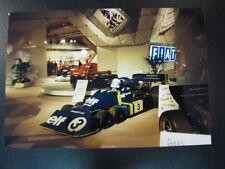 Photo Tyrrell Ford P34 1976 #3 Jody Scheckter (SAF)