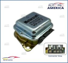 NEW MOTORCRAFT MGR100A VOLTAGE REGULATOR JEEP LINCOLN MERCURY FORD ELECTRONIC