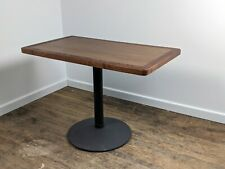 Ash Rim with Laminate Center Table