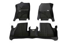 TuxMat Custom-fit 3D Car Floor Mats for Ford Focus 2012-2018 Models (Full Set)