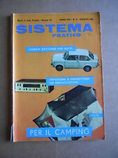 Sistema Pratico n°8 1968  - rivista elettronica     [D20]