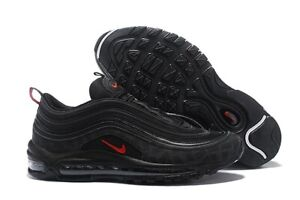 Scarpe da ginnastica da uomo nere Nike Air Max 97   Acquisti ...