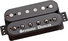 Seymour Duncan Black Winter 6-String Trembucker F-Spaced Bridge Pickup, Black