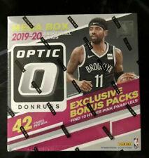 2019-20 Donruss Optic Basketball Factory Sealed Walmart Mega Box