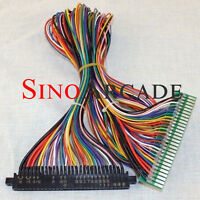 56 pin 100cm Jamma Wiring Harness harness for arcade game board JAMMA Cabinet