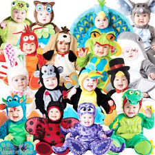 Animal Girls Halloween Fancy Dress for Babies & Toddlers