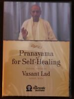 Pranayama for Self-Healing, New Sealed DVD