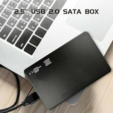 2.5''6TB USB 2.0 Portable External Hard Drive Box Slim SATA Storage Device Case