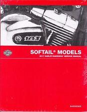 2017 Harley Softail Repair Service Workshop Shop Manual 94000382