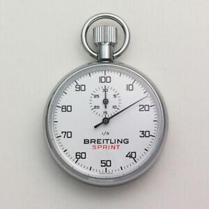 NOS Breitling Ref. 533 Chronograph Sprint Pocket Timer Stopwatch